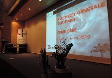 Discours Assemblée Générale du 11 mas 2019 par Jérôme LOPEZ, Président de la CPME Isère